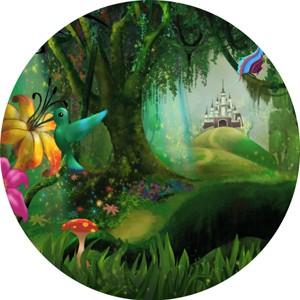 Egraphics Backdrop Circular